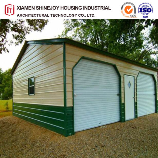 Outdoor Steel Material Made Portable Garage