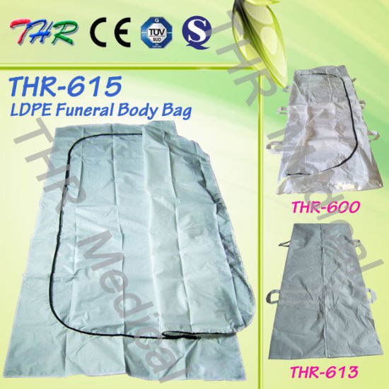 LDPE Material Funeral Corpse Bag pictures & photos