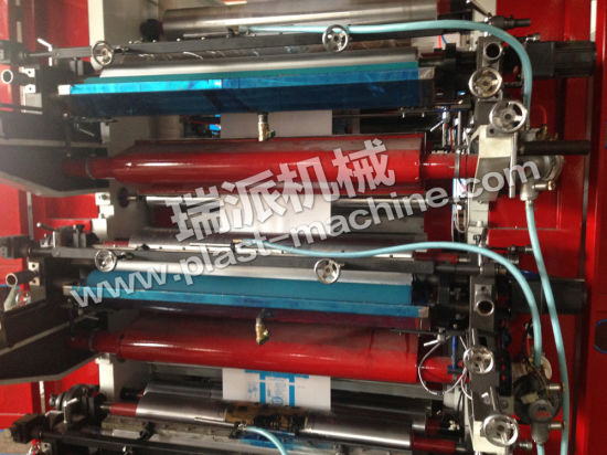 High Quality 4 Color Flexible Printing Machine pictures & photos