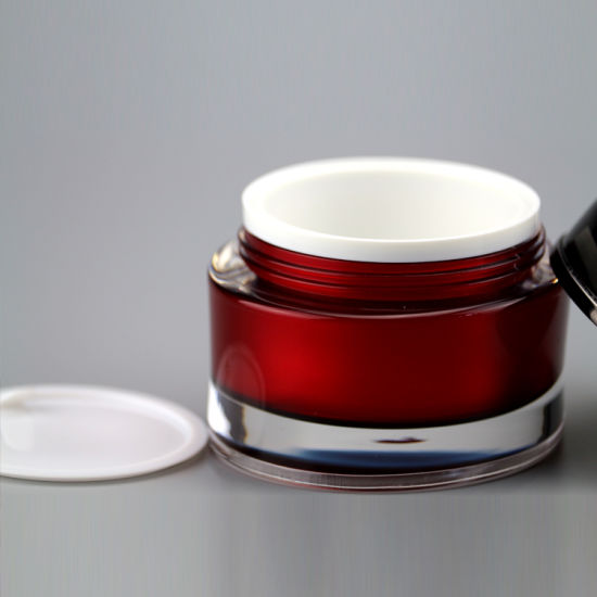 30g Factory Price Round Cosmetic Packaging with Skillful Manufacture