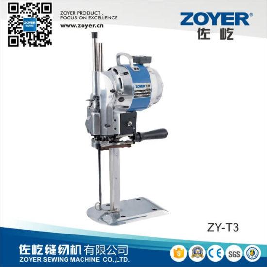 Zoyer Eastman Km Auto-Sharpening Straight Knife Cloth Cutting Machine (ZY-T3)