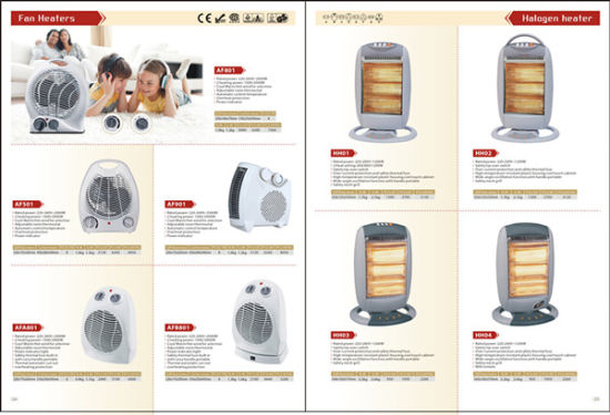 Quartz Heater 5, 000 Hours Lifespan Infrared Heater Fan Heater pictures & photos