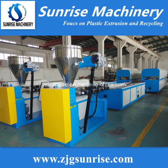 PVC Plastic Profile Board Wall Panel Ceiling Extrusion Making Machine pictures & photos