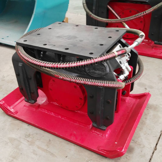 5t Comaction Plate for Excavator pictures & photos