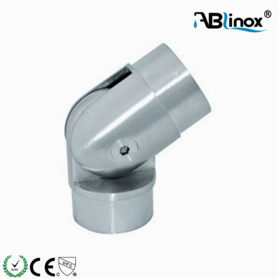 Stainless Steel Railing Pipe Fitting Bracket Elbow