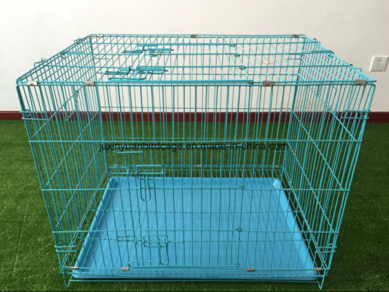 Factory Supply Large Outdoor Dog Cages / Welded Wire Dog Kennel / Pet Enclosure/Pet Cage pictures & photos