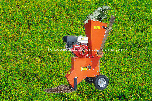 Hot Sale in Australia and New Zealand 6.5HP Wood Chipper Machine/ Chipper Shredder pictures & photos