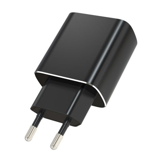 Pd18W EU Fast USB C Wall Charger Battery Charger Travel Charger