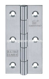 SUS304 Satin Finish Stainless Steel Door Hinge (KTG-513) pictures & photos