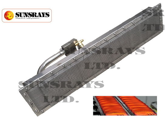 Industrial Special Infrared Ceramic Heating Burner pictures & photos