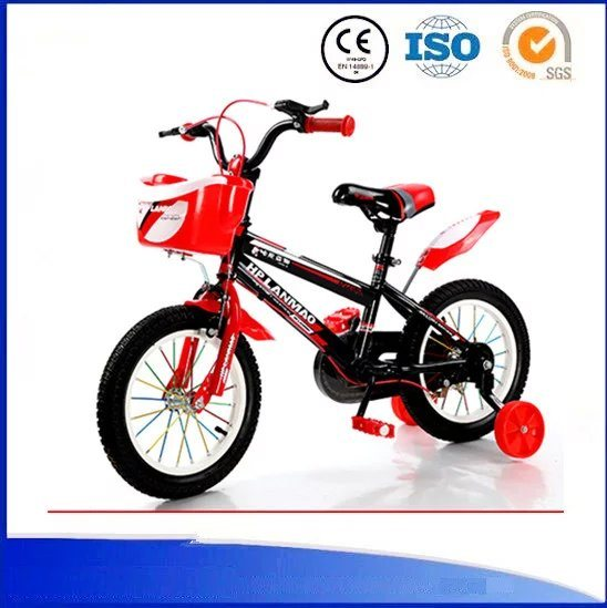 China Bicycle Manufacturer Supply 4 Wheel Baby Bike Racing Mini Bicycle Bike pictures & photos