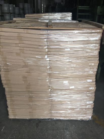 China 100% Wood Pulp MG Machine Glazed Paper pictures & photos