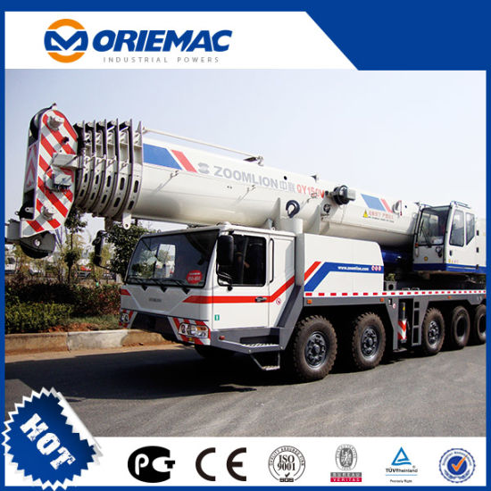Zoomlion 160 Ton Cargo Crane Truck Qy160V in Dubai pictures & photos