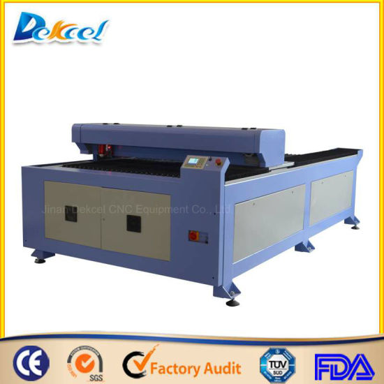 30mm Acrylic Laser Cutting Machine with CO2 260W Tube pictures & photos