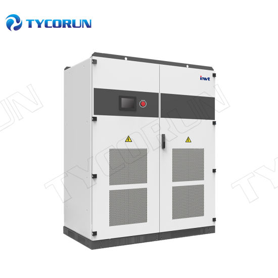 Tycorun 630kw Pure Sine Wave Solar Power Inverter Efficiency Support on-Grid Charge/Discharge, off-Grid Modes