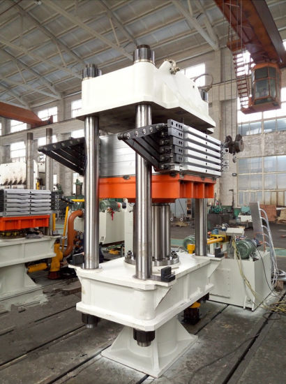 Hot Press Rubber Machinery for Moulded Components pictures & photos