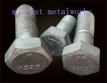 ASTM A325 Heavy Hex Structural Bolt