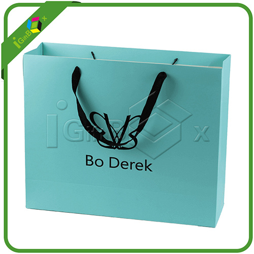Customized Printed Paperbag with Your Own Logo pictures & photos