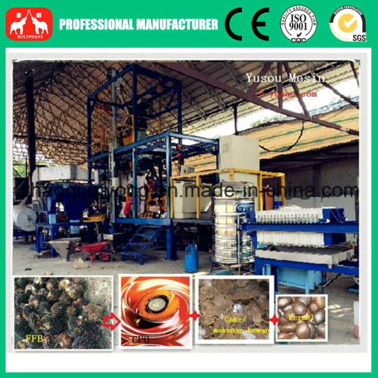 Manufacture Palm Oil Production/ Processing Equipment pictures & photos