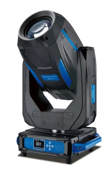 Show Bar Stage Special Moving Head Light 230W Master-Slave LED Pattern Light