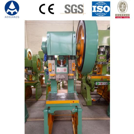 J21 Sheet Metal Wheel Stamping Mechanical Forming C Type Power Machine/ Punching/Crank Power Press