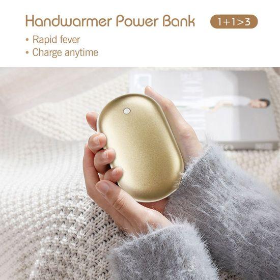 Hand Warmer Power Banks 5000mAh Power Banks 5000