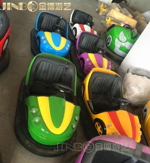 Commercial Kids Adult Battery Bumper Car Amusement Park Rides
