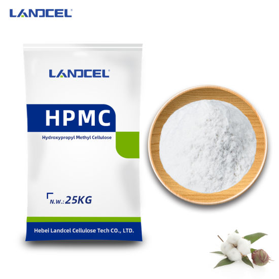 Dry Mortar Additive Industrial Chemical 300-200000 Cps Viscosity Hydroxy Propyl Methyl Cellulose Powder Cellulose Ether HPMC