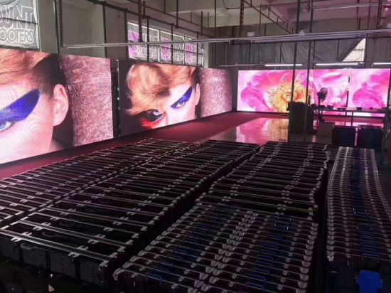 Nova SMD HD Full Color Electronic Large Screen Stage High Quality HD Module P2.9 P4.8 P3.9 P5.9