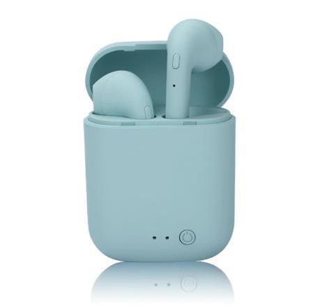 I7s Tws Bluetooth Earphones Mini Sports Headset Waterproof Earbuds Music Earpieces for Huawei iPhone Xiaomi Wireless Headphones