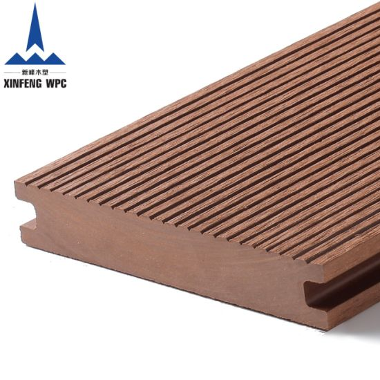 Anti-UV High Quality WPC Decking Wood Plastic Composite Floor