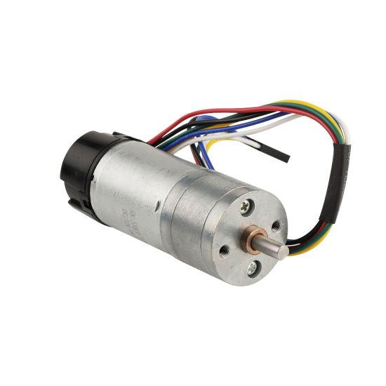12V Stall Torque: 18.0kg. Cm Max. Geared Motor