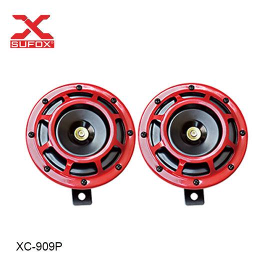 Sincere Auto Parts 4A Car Speaker Electric Disc Horn