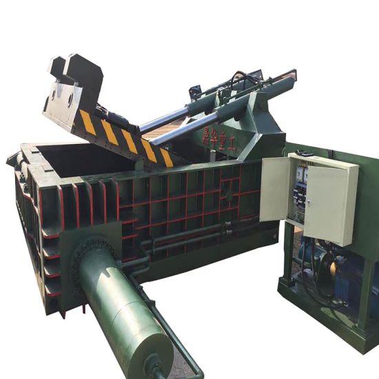 Wholesale Hydraulic Scrap Metal Baling Car Press Baler