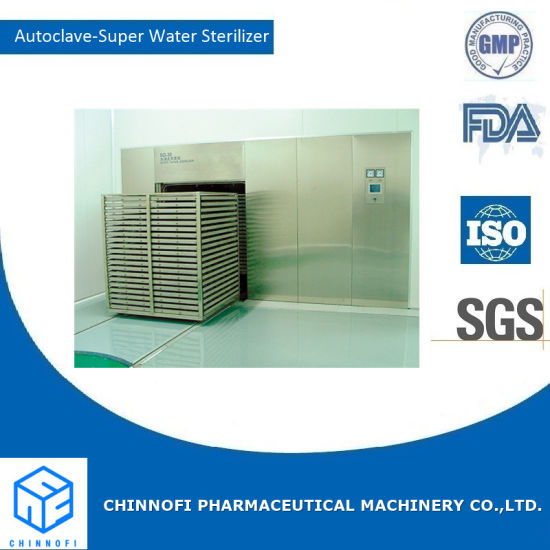 I. V. Product Terminal Sterilizer