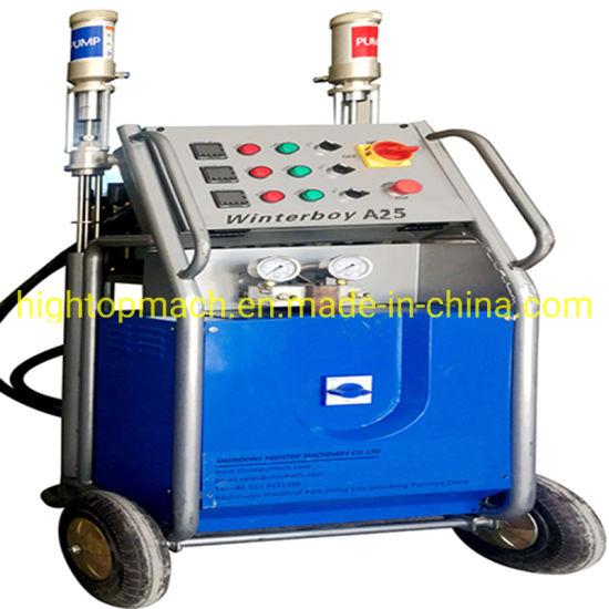 High Pressure A25 Pneumatic PU Polyurea Polyurethane Spray Machine  Equipment for Sale
