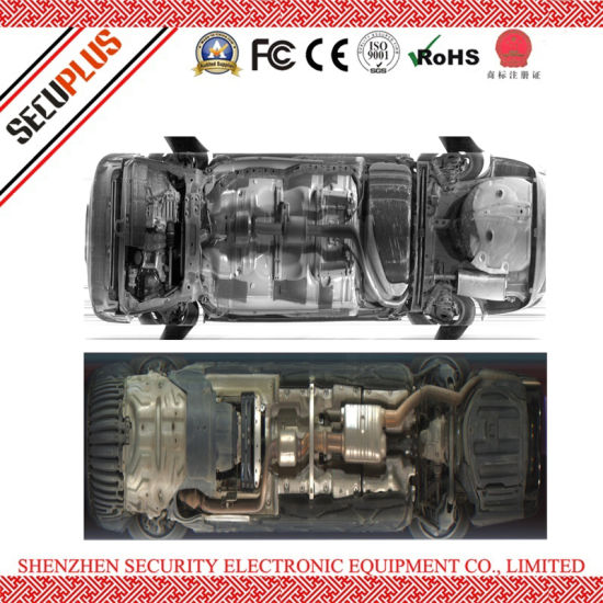 China Vehicle Undercarriage Inspection And Imaging System For Car