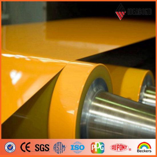 China Decorative Wall Covering Color Coated Sheet (AE-108) - China ...