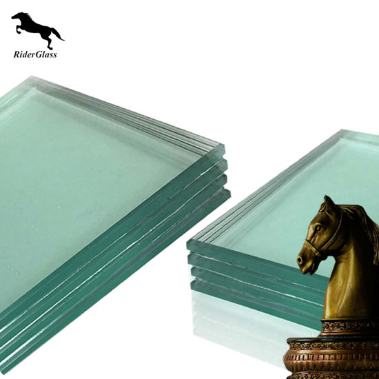 4.38mm 5.3mm Clear and Clear Laminated Glass