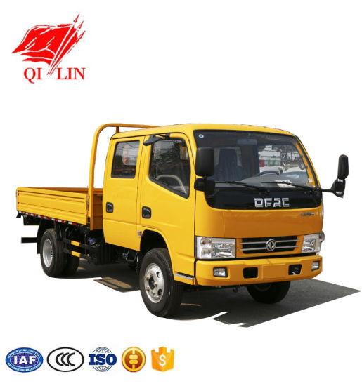 Factory Wholesale Euro 4 Emission Standard Manual Transmission Type Mini Pickup Truck