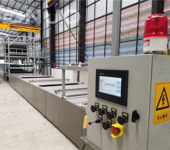 Factory Price FRP Corrugated Sheet Making Machine Production Line