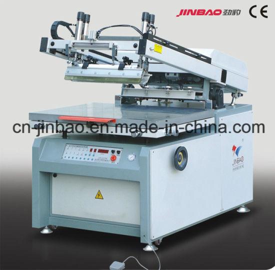 Semi-Automatic Manuel Silk Screen Printing Machine (JB-6090G) & Silk Screen Printer