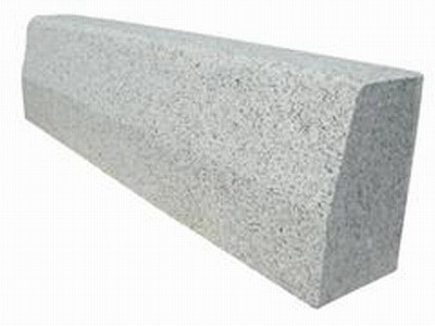 G603 Grey Chinese Natural Granite Pavers Kerb Road Stone Curbstone Kerbstone pictures & photos