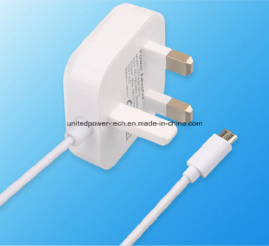 UK Plug Mobile Phone Wall Charger for Samsung pictures & photos