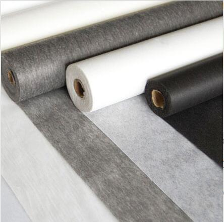 High Quality Apparel Accessories Non Woven Fusible Interlining