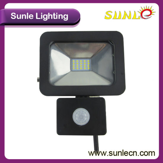 10W Epistar Outdoor LED Motion Sensor Flood Light (SLFAP5 SMD 10W-PIR) pictures & photos