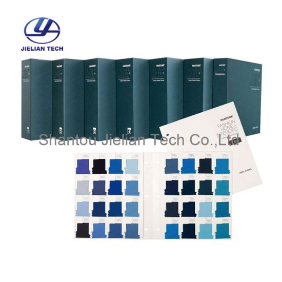 Pantone Fashion Home Interiors Cotton Swatch Library Fhic100 For Desinger