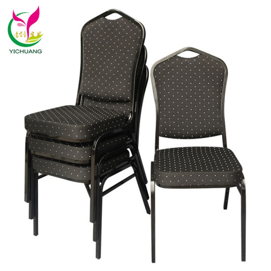 Yc-Zg11-03 Cheap Celebration School Stacking Chair for Banquet and Party pictures & photos