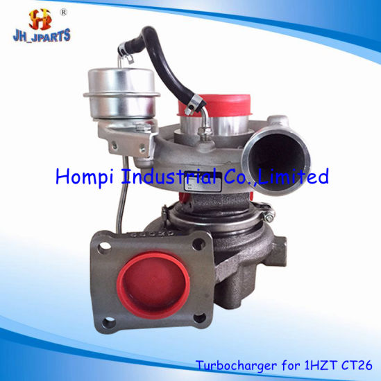 China Auto Parts Turbocharger for Toyota 1hzt CT26 1ht-Fte/1hdt/1ht