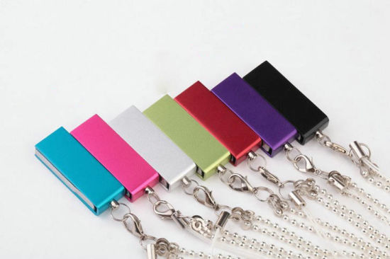 Mixed Colors Portable USB Flash Drive with Your Logo pictures & photos